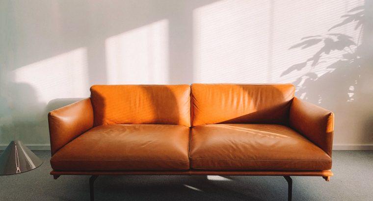 Flanigan Light Sofa